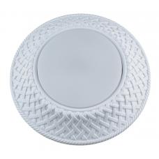 Светильник Светкомплект ST 02 WH белый GX53 ф128 мм накладной пластиковый