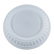 Светильник Светкомплект ST 03 WH белый GX53 ф128 мм накладной пластиковый
