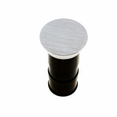 Светильник светодиодный для подсветки Светкомплект ST-1105 RD 3W AL 4100K 3W алюминий ф62 мм IP44