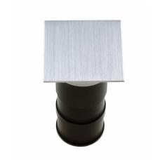Светильник светодиодный для подсветки Светкомплект ST-1106 SQ 3W AL 4100K 3W алюминий 62*62 мм IP44