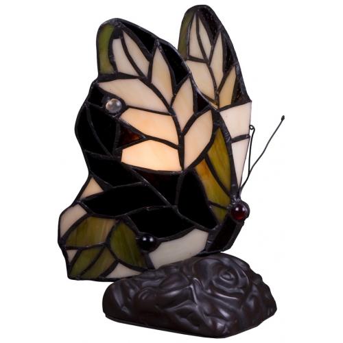Настольная лампа в стиле Тиффани Velante 803-804-01