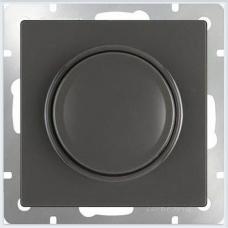 Диммер (черный матовый) Werkel WL08-DM600