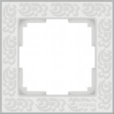 Рамка на 1 пост (белый) Werkel WL05-Frame-01-white