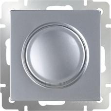 Диммер (серебряный) Werkel WL06-DM600