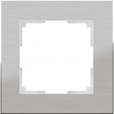 Рамка на 1 пост (алюминий) Werkel WL11-Frame-01
