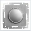 Розетки и выключатели Werkel (серебряный рифленый)